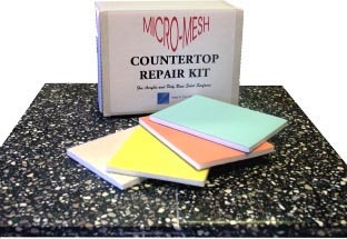 Micro-Mesh Countertop Repair Kit