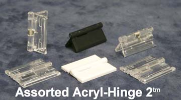 DR Acrylic Liivng Hinge