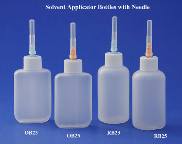 Solvent Applicators & Needles